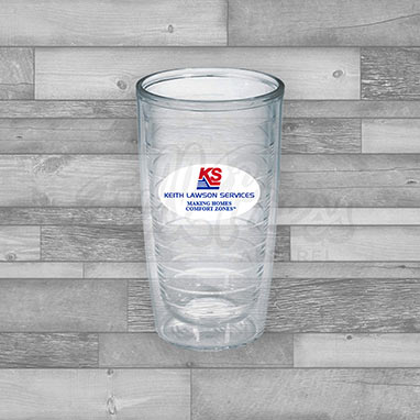 Keith Lawson Services Tumbler