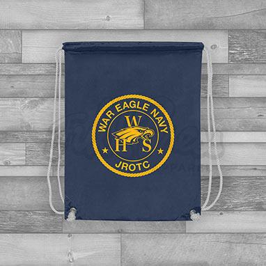 Navy Promo Bag