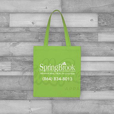Spring Brook Tote Bag