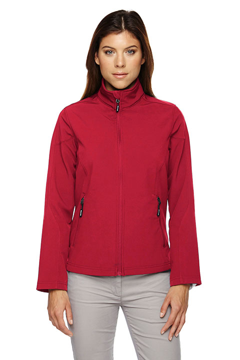 78184-ladies-classic-red-fleece-jacket