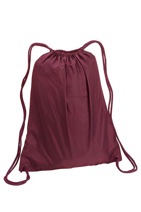 8882-maroon-drawstring-backpack