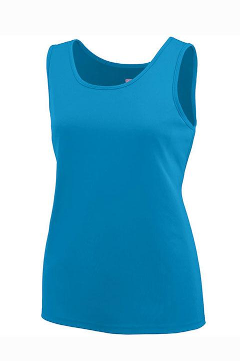 ASi_1705_Power_Blue_Ladies_Wicking_Tank