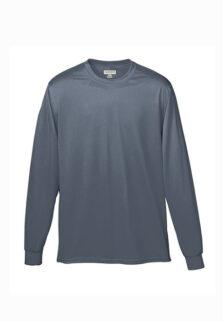 Augusta-Sportswear-788-Graphite-Longsleeve-T-shirt