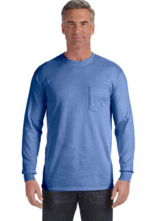 Comfort-Colors-C4410-Flo-Blue-Mens-Long-Sleeve