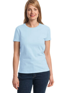 Gildan-2000L-Sky-Ladies-T-shirt