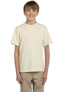 Gildan-G2000B-Natural-Youth-T-shirt