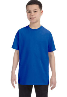 Gildan-G5000B-Royal-Youth-T-shirt