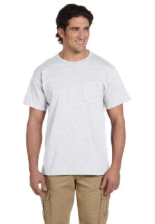 Jerzees-29P-Ash-Pocket-T-shirt