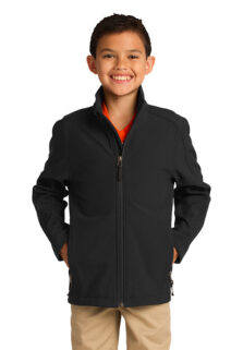 Y317-youth-black-soft-jacket