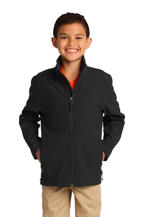 Y317-youth-black-soft-jacket