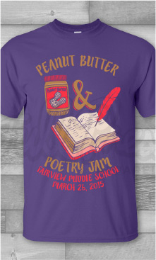 Middle School Poetry Event