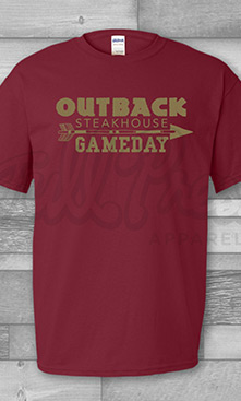 Outback Gameday