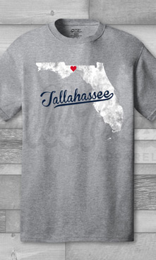 Tallahassee State Heart