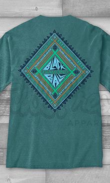 Alpha Diamond Pattern