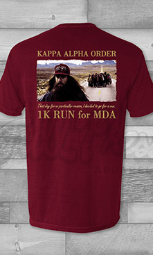 Kappa Alpha 1k Run