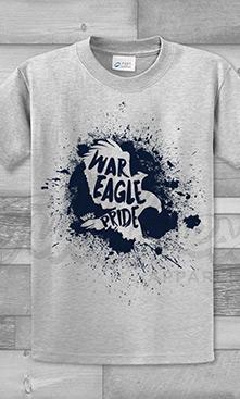 War Eagle Pride