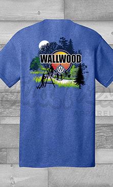 BSA Wallwood