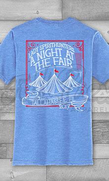 Lady Spirit Hunters the Fair