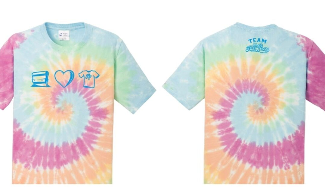 The Enduring Appeal of Tie-Dye